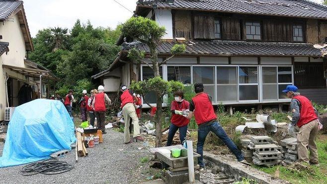 福岡市の被災地支援は「自律」を徹底していた