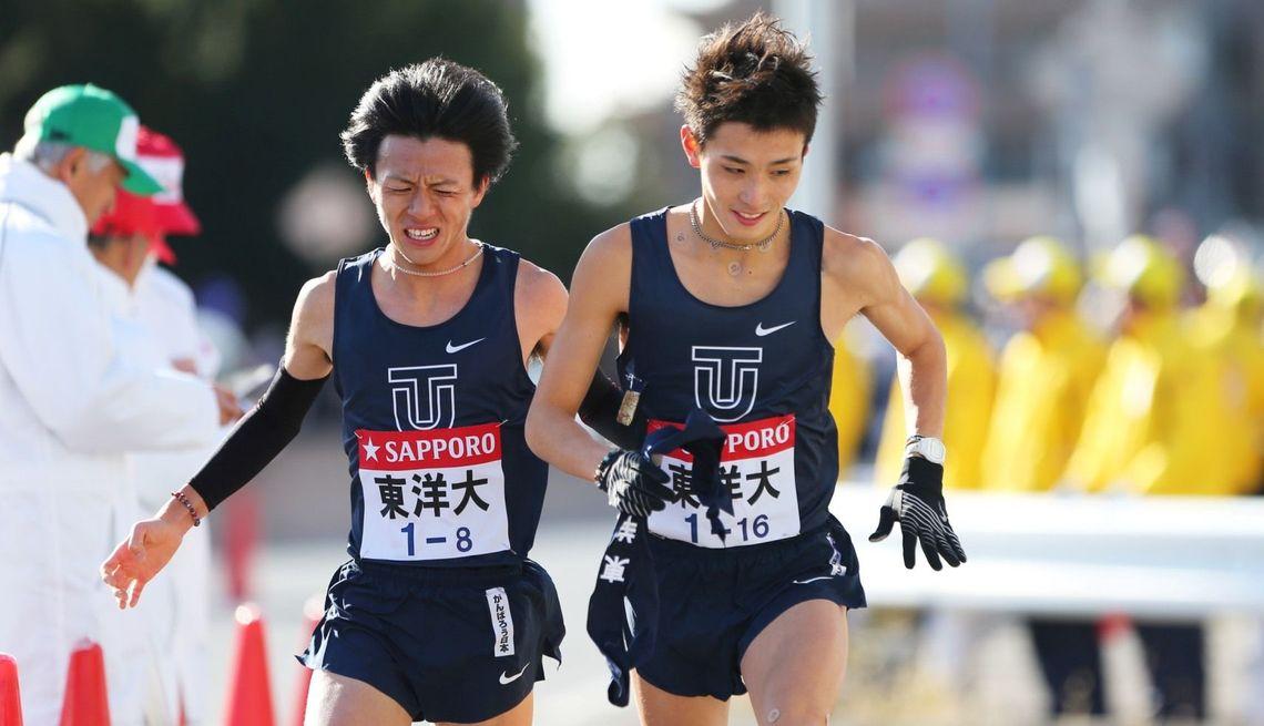 <東洋大>服部22日初マラソン