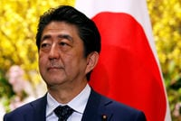 Abe's support rate falls to 39 percent
