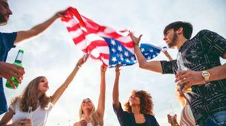 日本と大違い!米国若者のキャッシュレス事情
