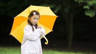 雨の日が楽しくなる、ツウっぽい「英語表現」