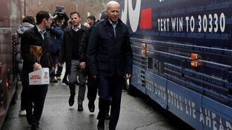 アメリカ大統領選、大荒れニューハンプシャー