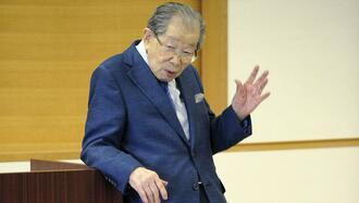 100歳過ぎても活躍、日野原重明さんが死去