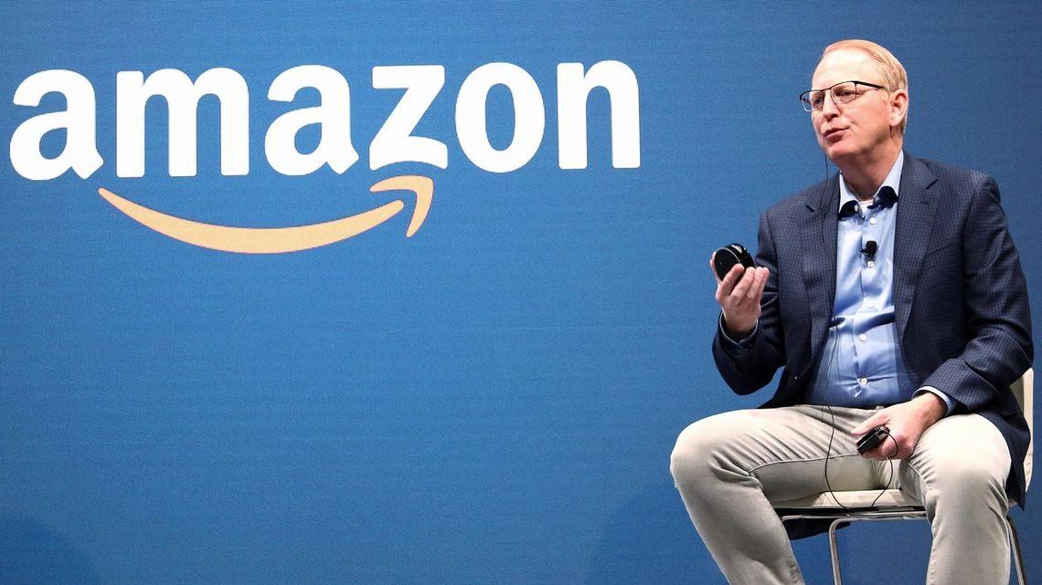 ベゾス氏側近が語る「アマゾンAI」発想の原点 | インターネット | 東洋 ...