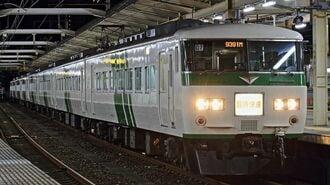 「救いの神」の廃止が象徴する夜行列車の衰退
