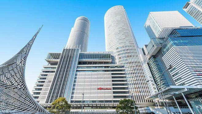 「期待なし」が巨大ビルへ、名古屋駅の大発展史
