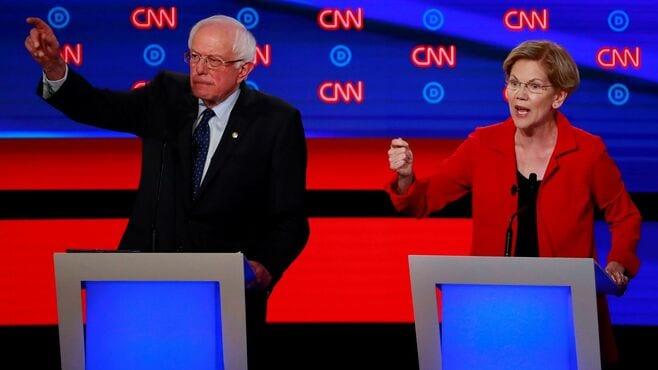 2020年大統領選で民主党候補が苦境にあるわけ