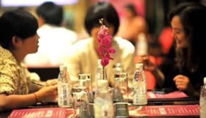 中国ギョーカイ女子の結婚観とは?