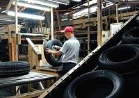 """タイに""""世界最大工場""""ブリヂストンの大決断"""