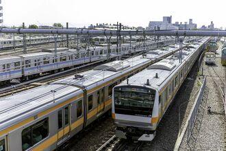 JR中央線、「グリーン車」連結に向けた現在の変化