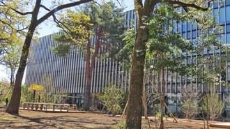 日立が「武蔵野の森」に開いた研究施設の正体