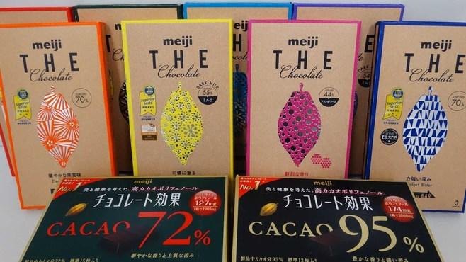 明治が高価格チョコの増産に踏み切る理由