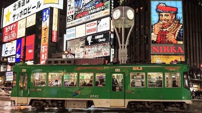 札幌市電ループ化!すすきのの何を変えたか