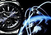 セイコーが世界初の自己完結型ソーラーGPS時計を発売