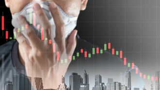 「新型コロナ」が金融危機の引き金になる可能性