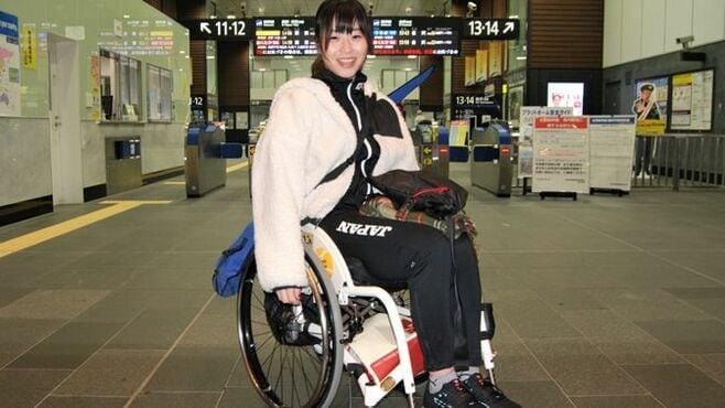 障害に負けずパラ五輪目指す27歳女性の生き方