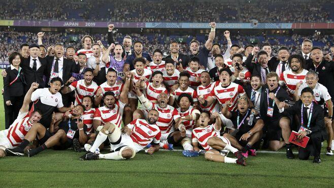 日本中が「ラグビーにわかファン」で溢れる理由