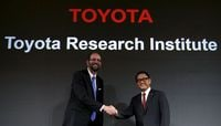 Toyota to Set Up AI Research Unit in Silicon Valley