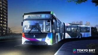バスと何が違う?臨海部の新たな足「東京BRT」