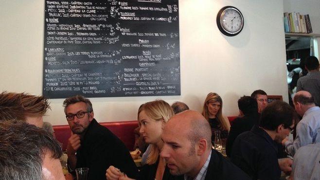 フランスのレストランは日本とまったく違う