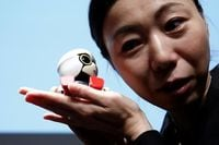 Toyota Unveils Robot Baby to Tug at Maternal Instinct in Aging Japan