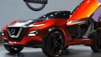 Tokyo Motor Show 2015: Nissan Unveiled Gripz Concept