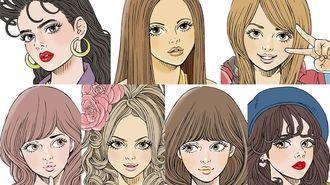 女子の「盛り」文化は30年でこう変遷してきた