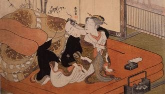 Shaking Up the Shunga Taboo