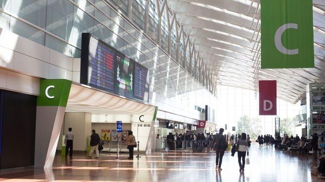 世界一清潔な羽田空港を作る「プロの仕事」