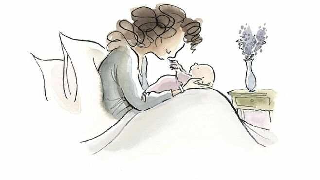 母の日に選ばれる絵本が描く「親の切なる願い」