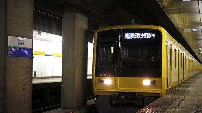「黄色い6000系電車」は、なぜ誕生したのか