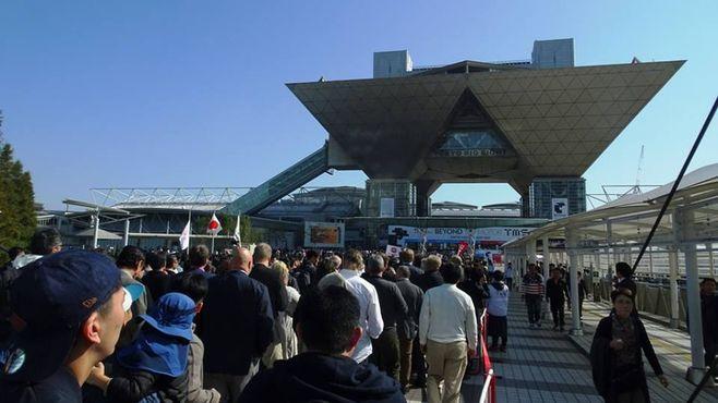 東京モーターショー「食で楽しむ」という視点