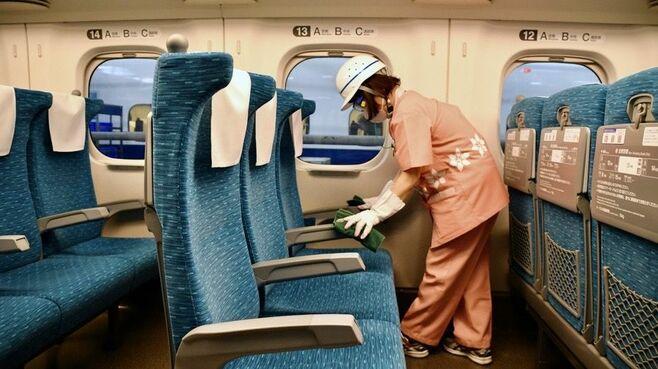 そこまでやる?新幹線の「コロナ対策」初公開