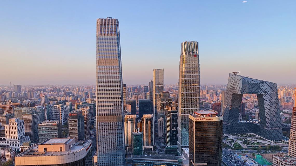 北京「オフィスビル空室率」10年ぶり高水準続く   「財新」中国Biz&Tech ...