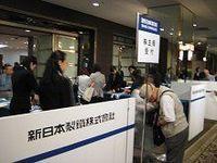 新日鉄は過去最高の2805名の株主集めた株主総会で経営統合が承認、10月に新日鉄住金誕生へ