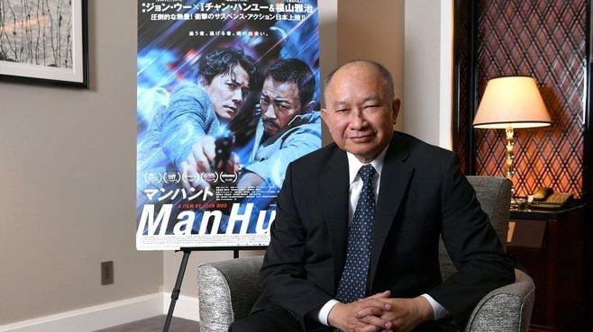 ジョン・ウー監督が語る日本映画への思い