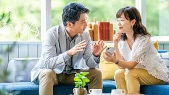 57歳男性と44歳女性「初婚」で結婚できたワケ