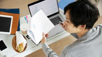 在宅仕事が「はかどる机」「ダメな机」決定的な差