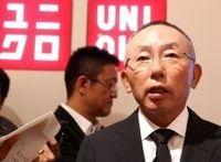 ユニクロ子会社会長に長男を抜擢、柳井氏の胸中