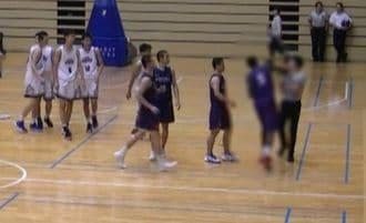 高校バスケの試合で留学生が審判を殴りケガ