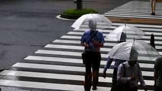 「傘の持ち方」で周囲をイラつかせる人の盲点