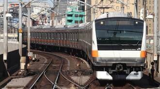 東京駅の片隅に残る「中央線複々線化」夢の跡