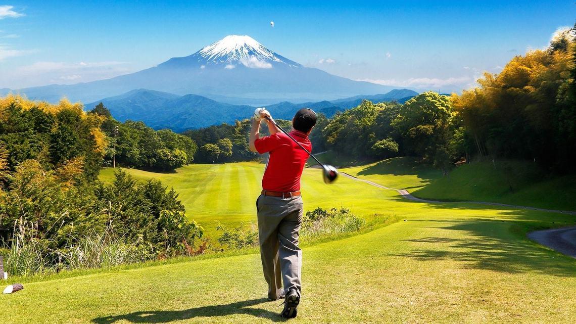 ゴルファー 男子