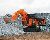 """""""ドル箱""""鉱山機械も失速、日立建機の懸念"""