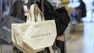 DEAN&DELUCAのエコバッグがバカ売れのワケ