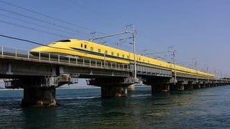 浜松のウナギ養殖はJR東海道線がきっかけだ