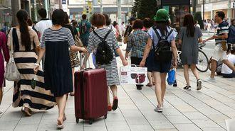 知られざる中国人観光客受け入れの「黒歴史」
