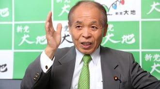 鈴木宗男氏「北方領土への誤解が多すぎる」