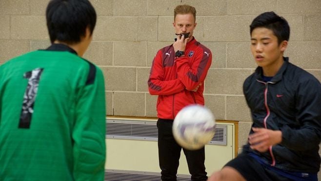 ロンドンにある「日本人サッカー学校」の秘密