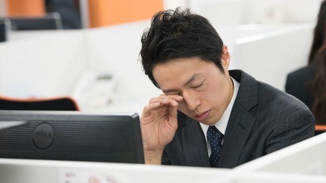 GW明けから「疲れがなかなか取れない」人の対処